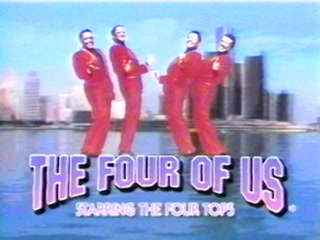 The Four of Us Sitcom - Part 1 New Friends