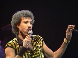 Lionel Richie Live – Joe Lewis Arena – Detroit MI – 1984