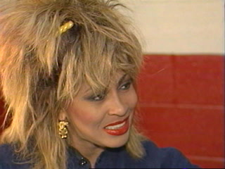 Tina Turner – Interview