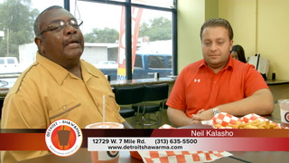 We Luv Detroit – Detroit Shawarma Mediterranean Grill