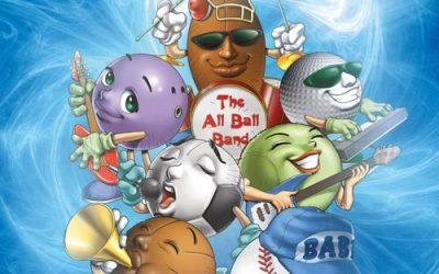The All Ball Band – Book