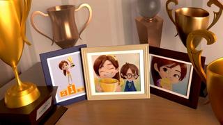 CGI Animated Short Film HD Spellbound Short Film by Ying Wu & Lizzia Xu
