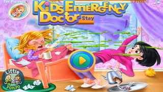 Fun Baby Care Doctor Kids Games - Play Bath, Dress up, Kitchen & Learn Colors  Games For Kids