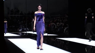 Giorgio Armani – 2017-2018 Fall Winter Womens Fashion Show