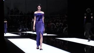 Giorgio Armani – 2017-2018 Fall Winter Womens Fashion Show
