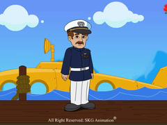 The Beatles – Yellow Submarine (Animated) I Song for Children's I Kids Songs