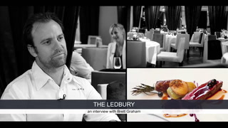 The Ledbury – Fine Dining meets Brett Graham at the two Michelin-Starred restaurant