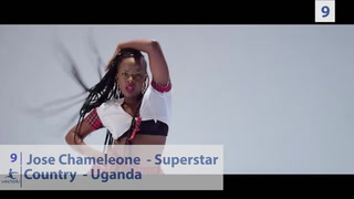 Top 10 African Music Videos of October 2017