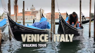 Venice Italy WALKING TOUR
