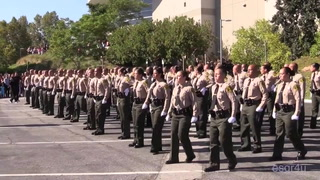 2016 Sheriff's Academy Class 414 Graduation
