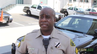 Meet Deputy Sylvester Hardison