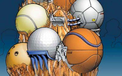 All Ball World – Book