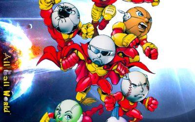 Super Heroes – Book