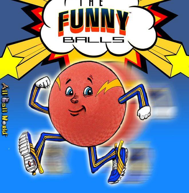 The Funny Balls – Book