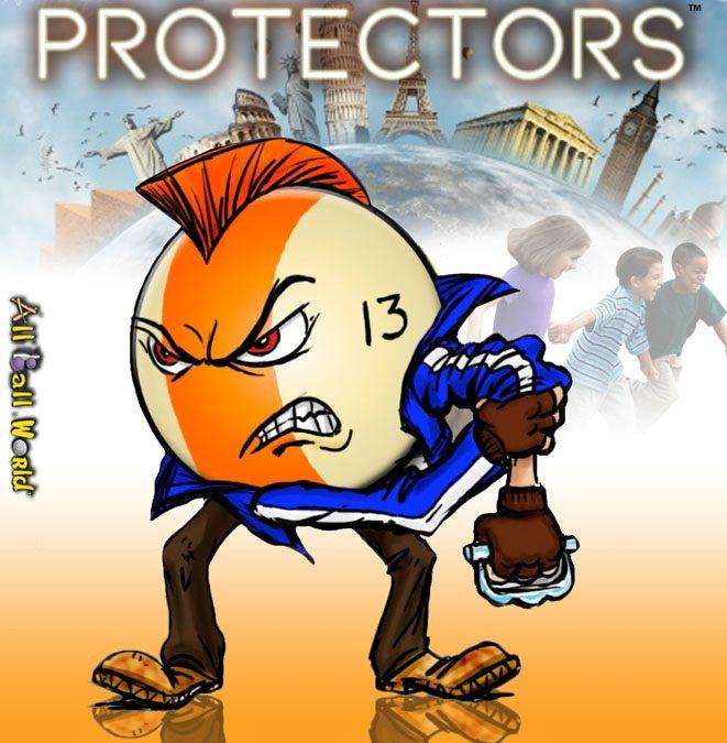 The Protectors – Book