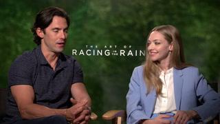 The Art of Racing in the Rain – Interview Milo Ventimiglia Amanda Seyfried