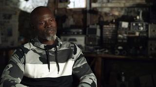 A Quiet Place 2 Interveiw Djimon Hounsou